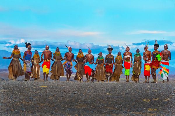 Turkana and Samburu Tribes