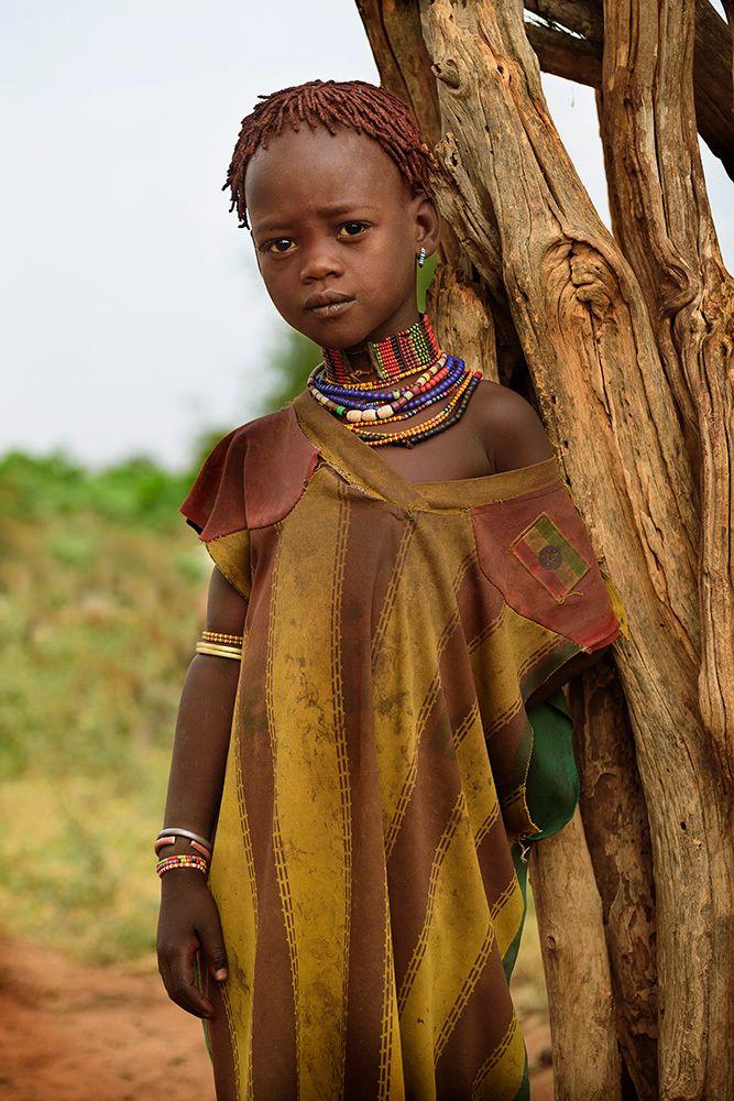 Ethiopian Children Photos