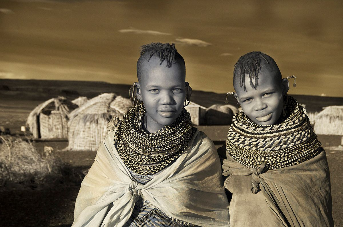 Malo Tribal girls