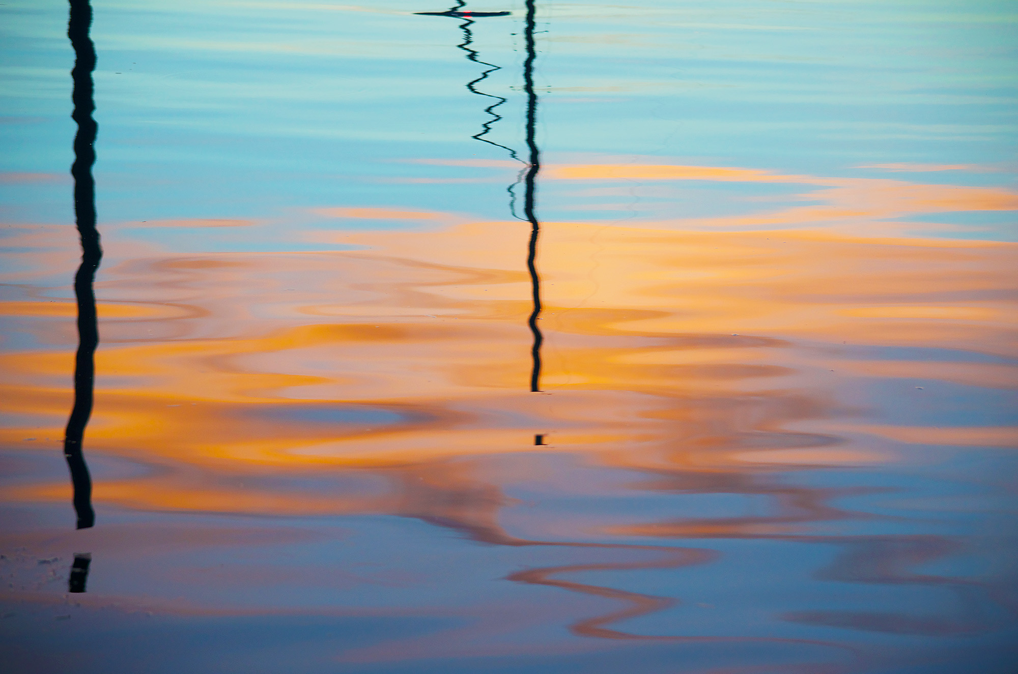Bay Reflections