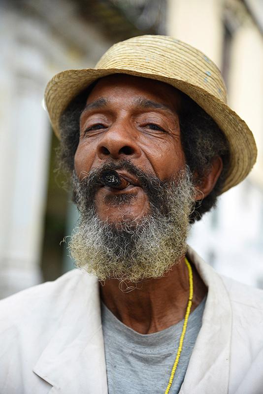 cuban man
