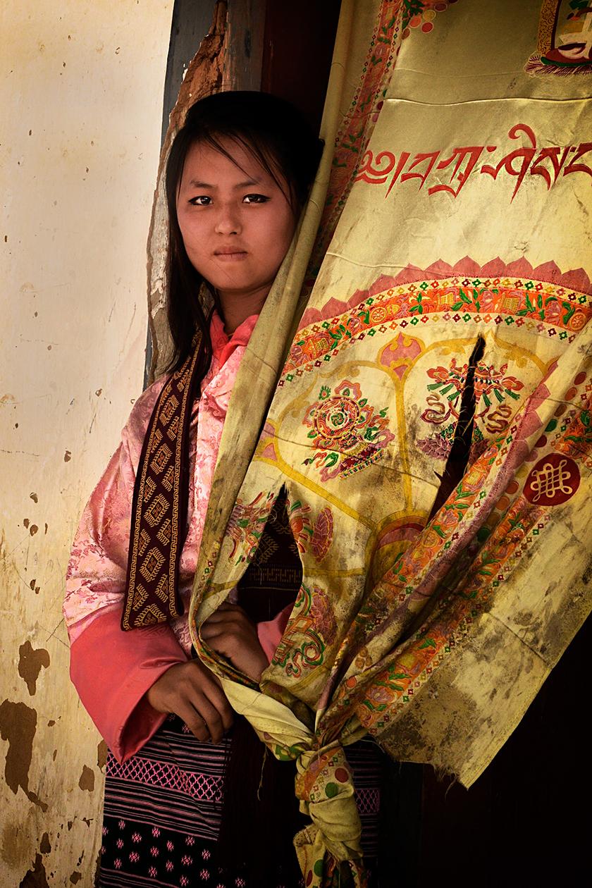 Bhutan dressess