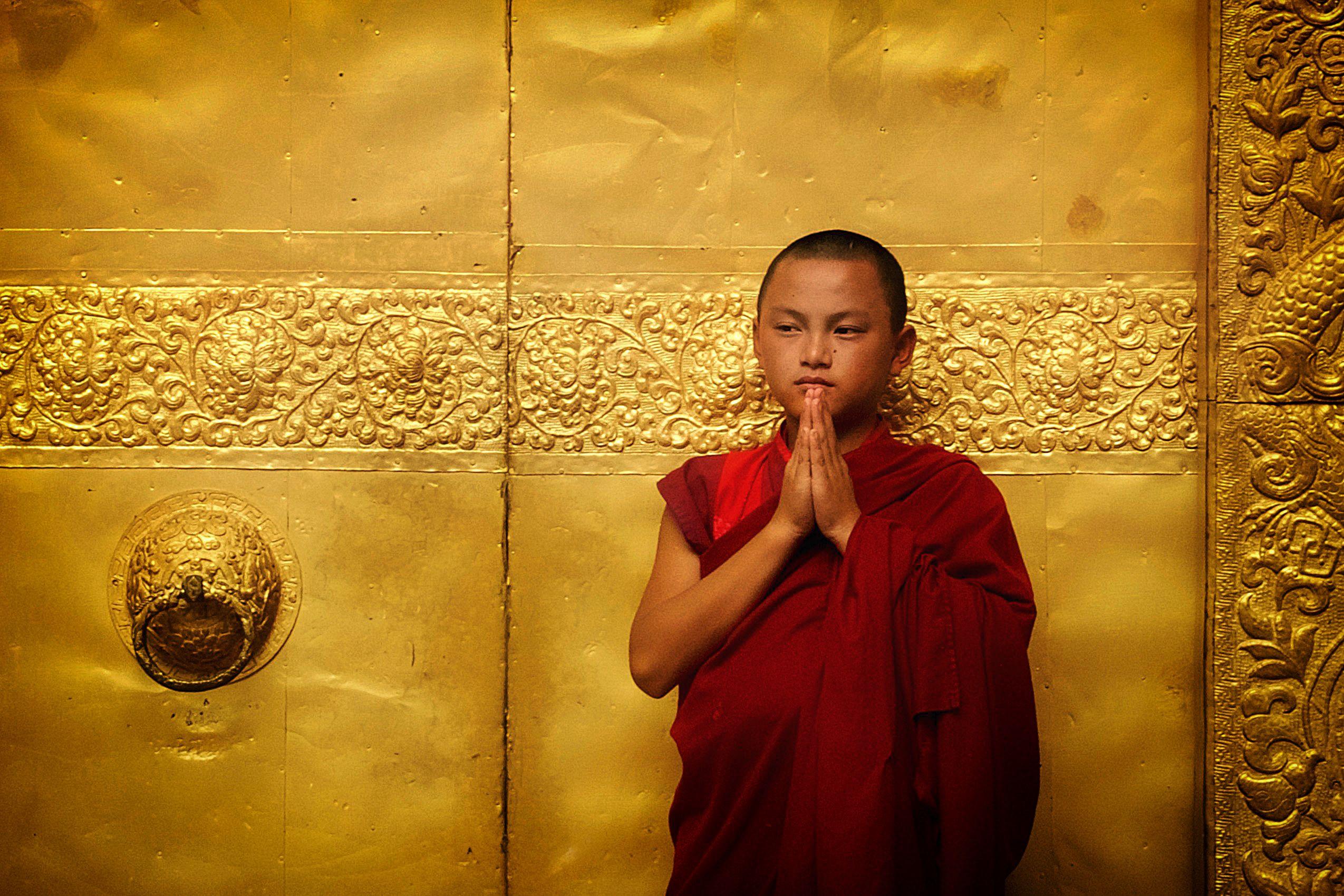 Monk Photos