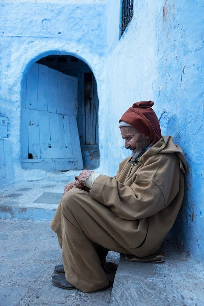 pictures of moroccan people