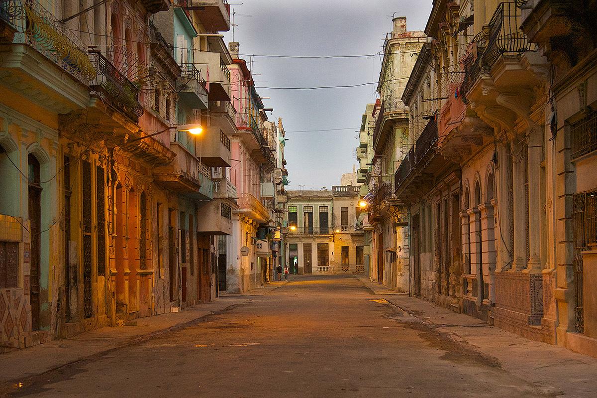 buildings in cuba