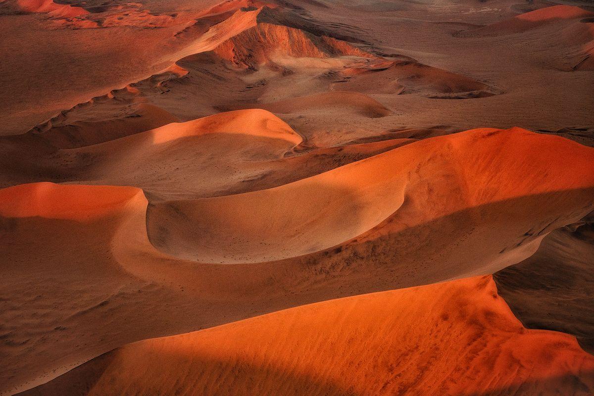 Dunes Below