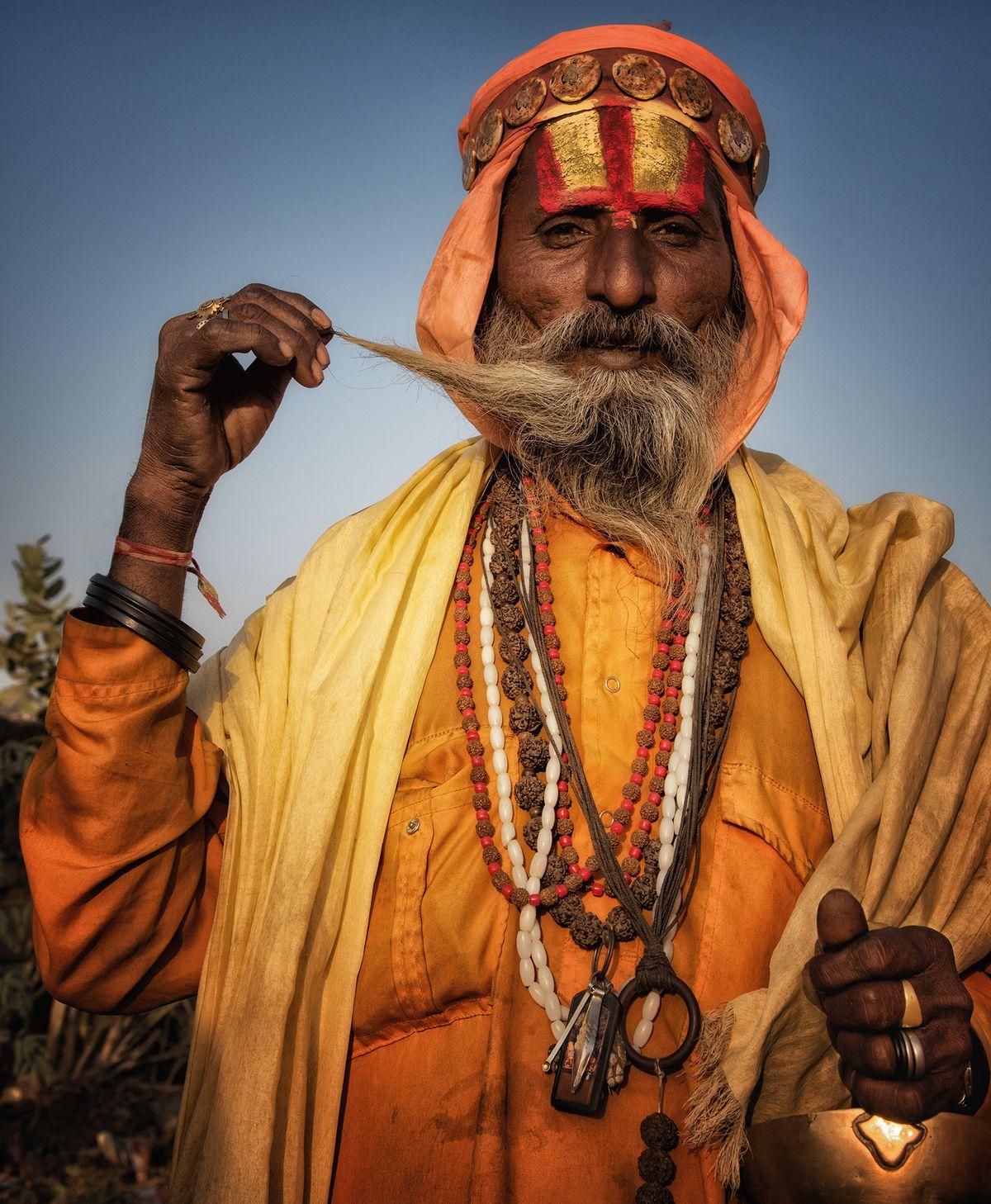 Sadhus at Pushkar