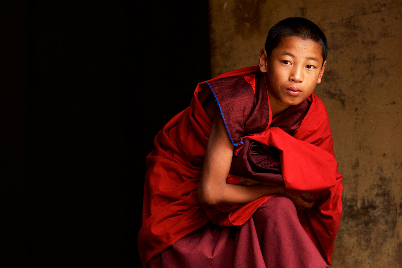 Pictures of Monks