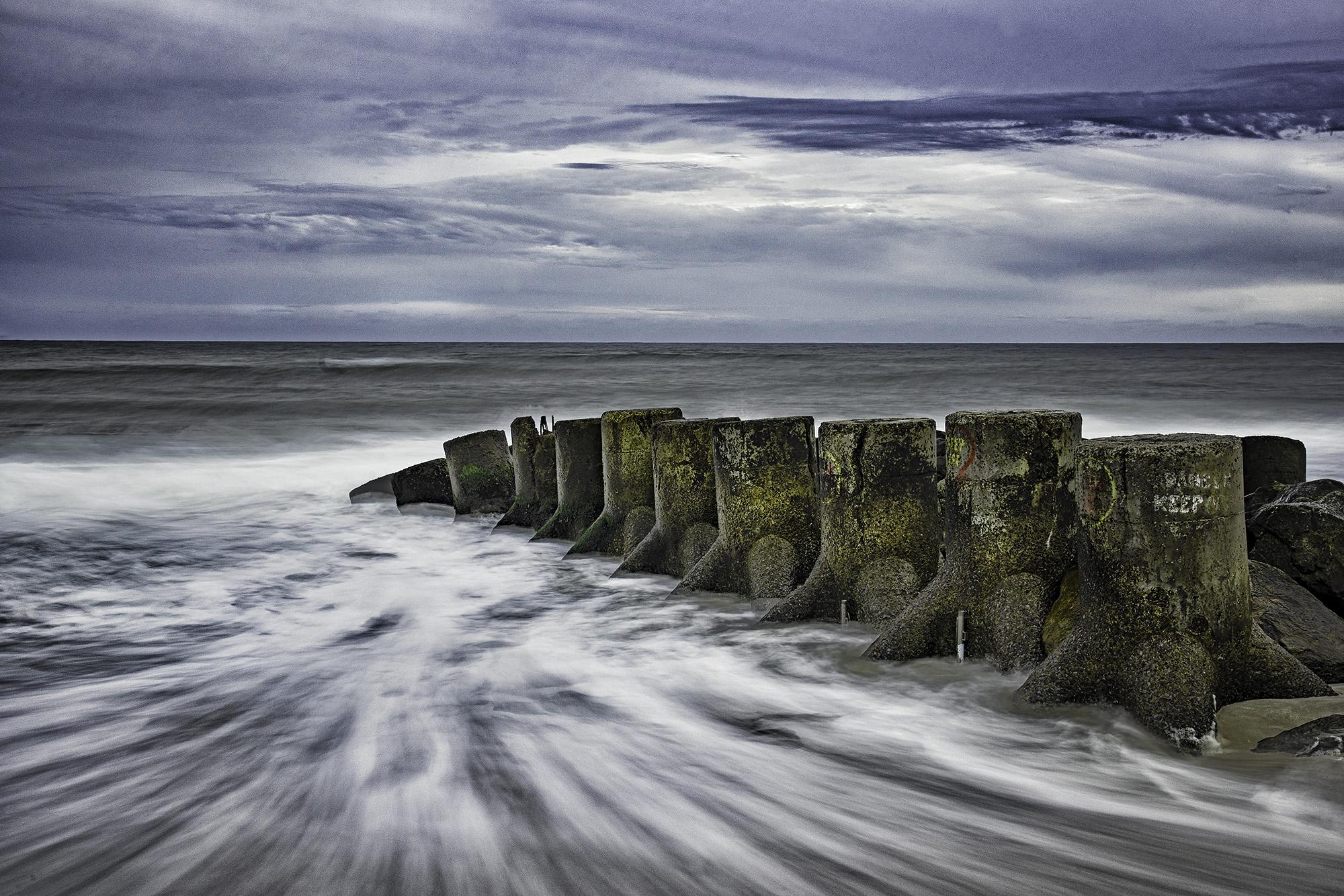 Jetty - Ocean Beach