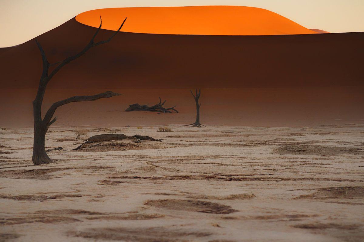Oval Dune