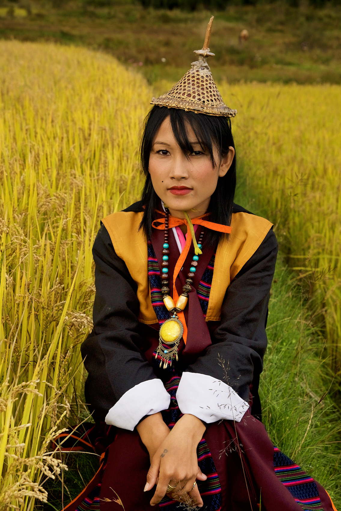 Picture of Bhutan Woman