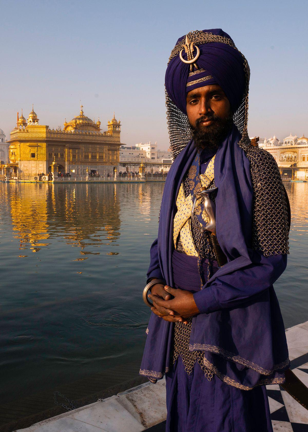Portrait of a Maharaja