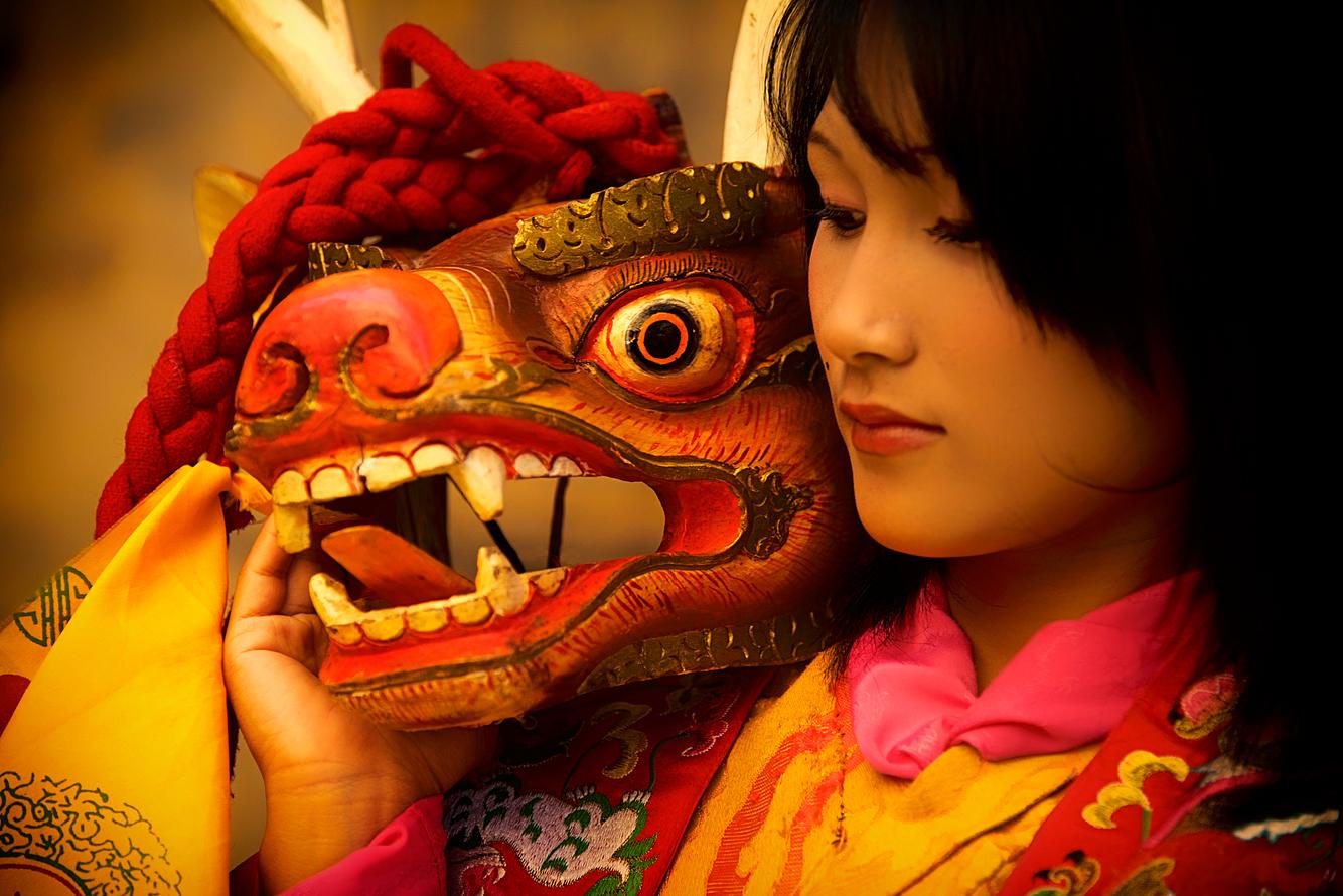 Bhutan Festival Pictures