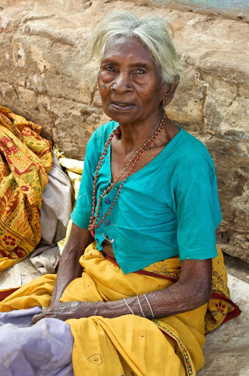 Indian woman picture