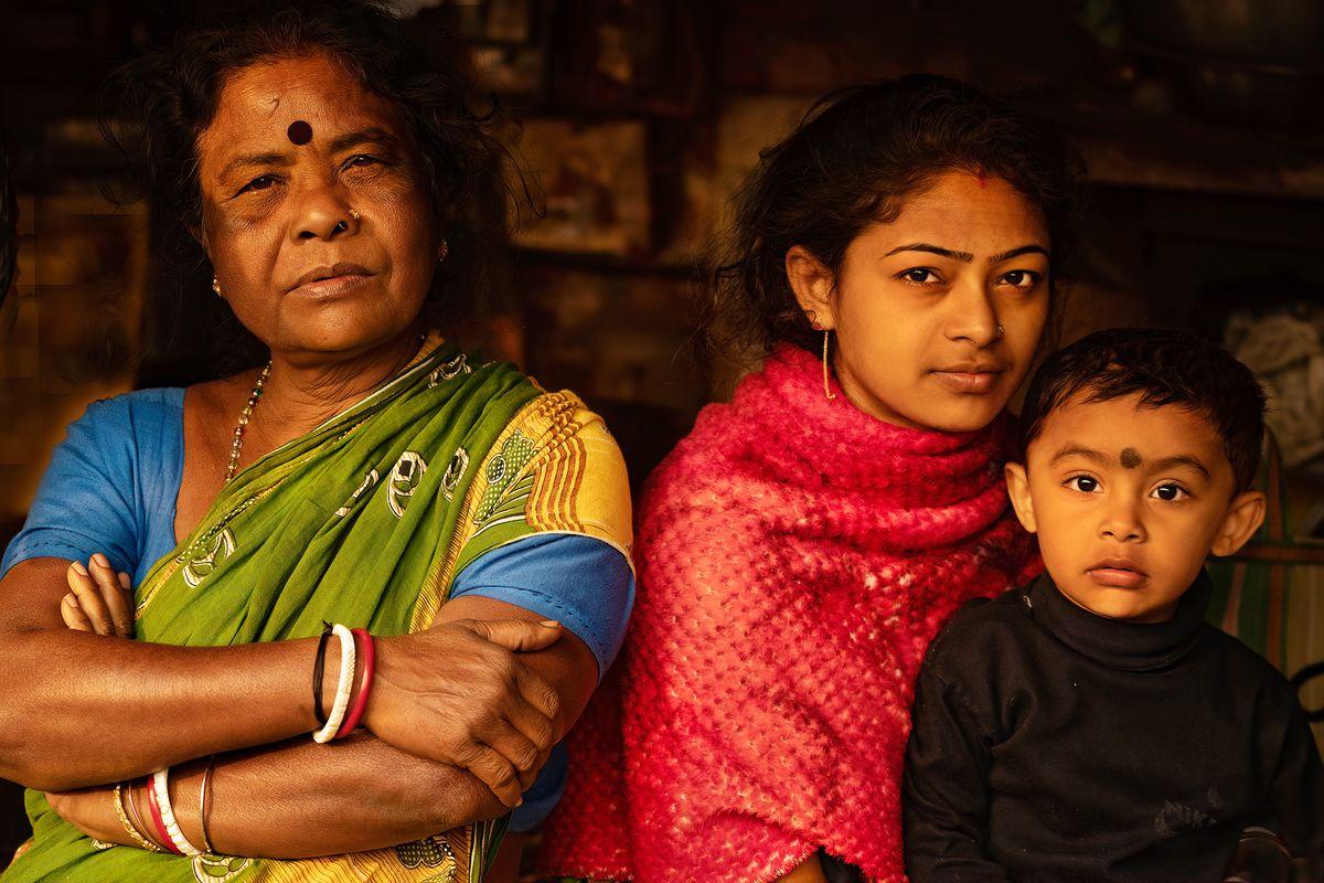Kolkata family