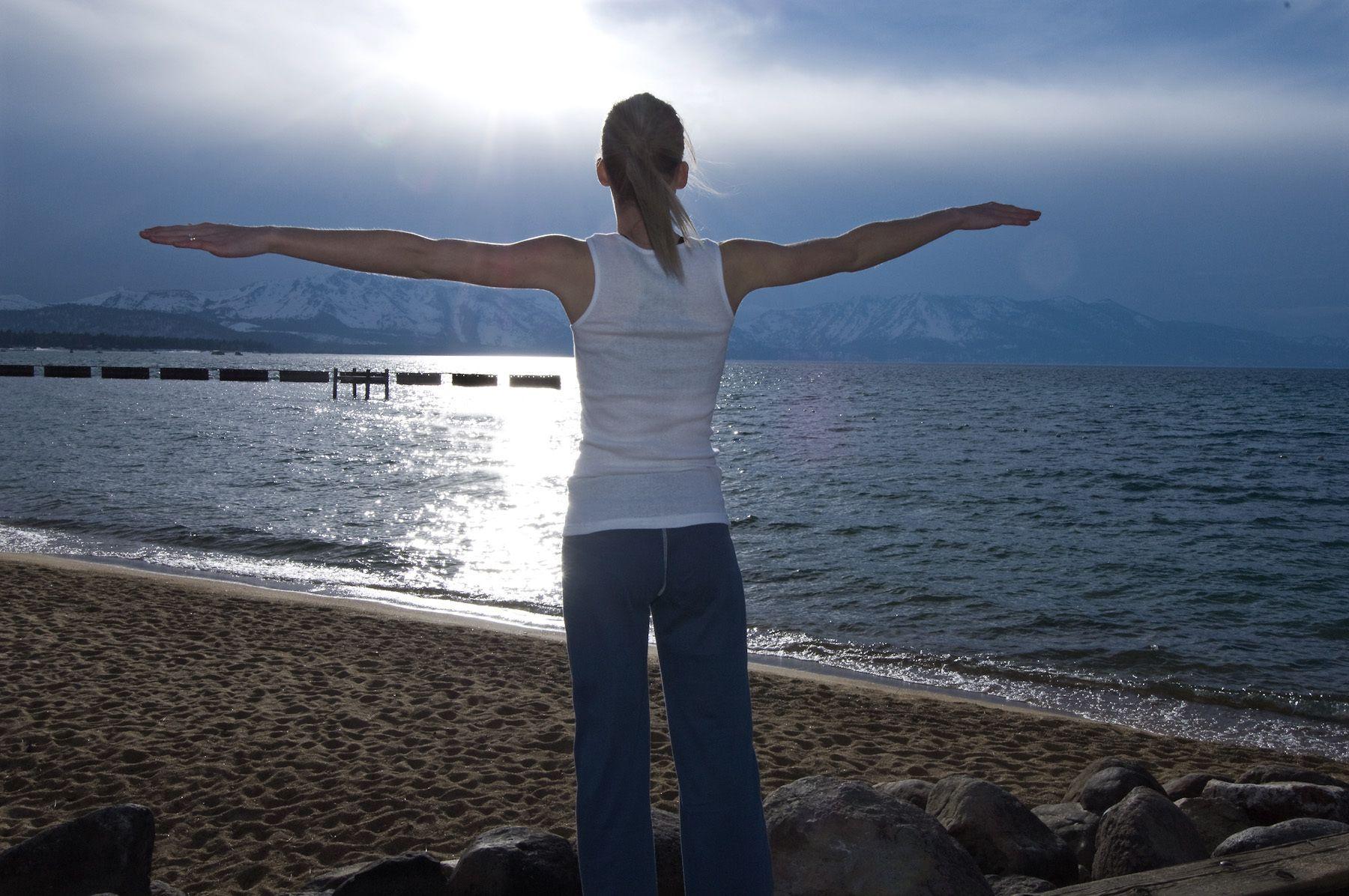 yoga pose photos