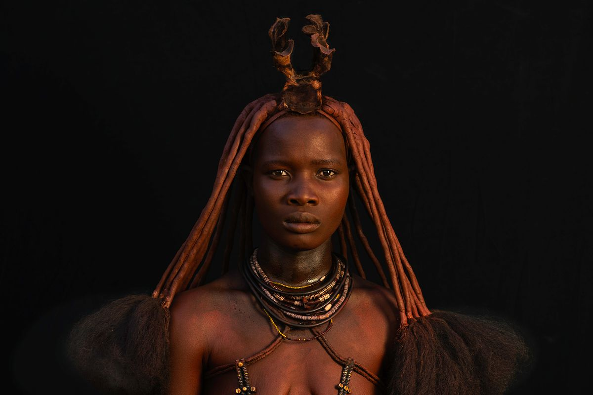 Classic Himba Woman