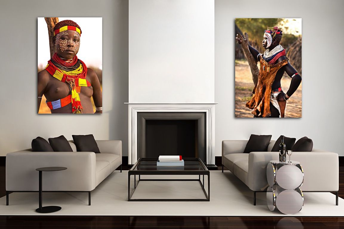 Tribal Photographics from the Omo