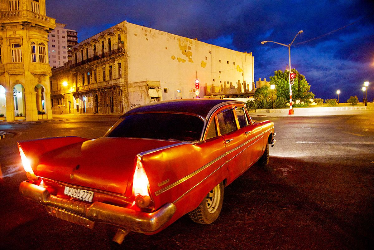 Red Thunderbird pictures