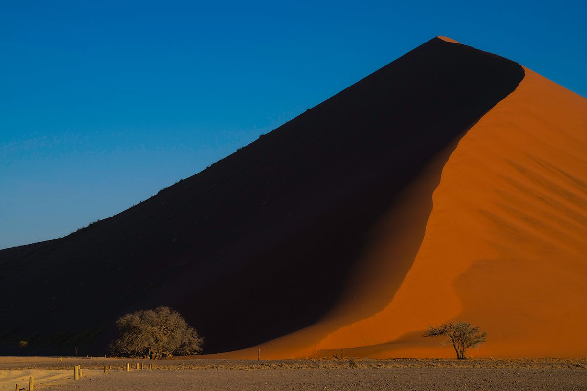 Largest Dune