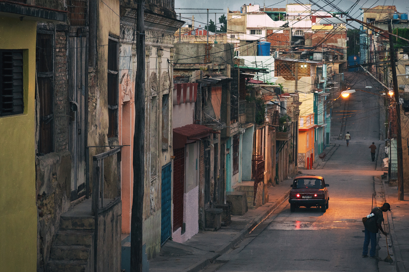 whats life like in Cuba