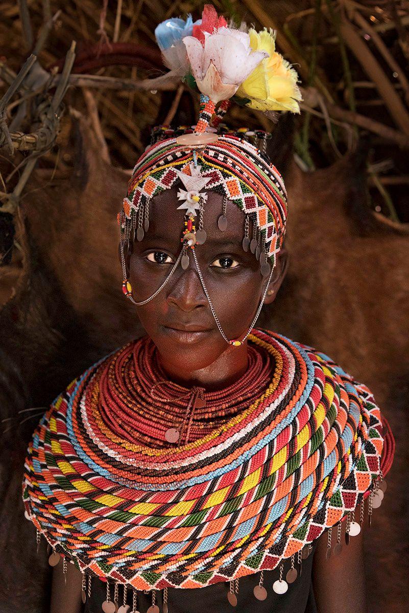 Turkana girl