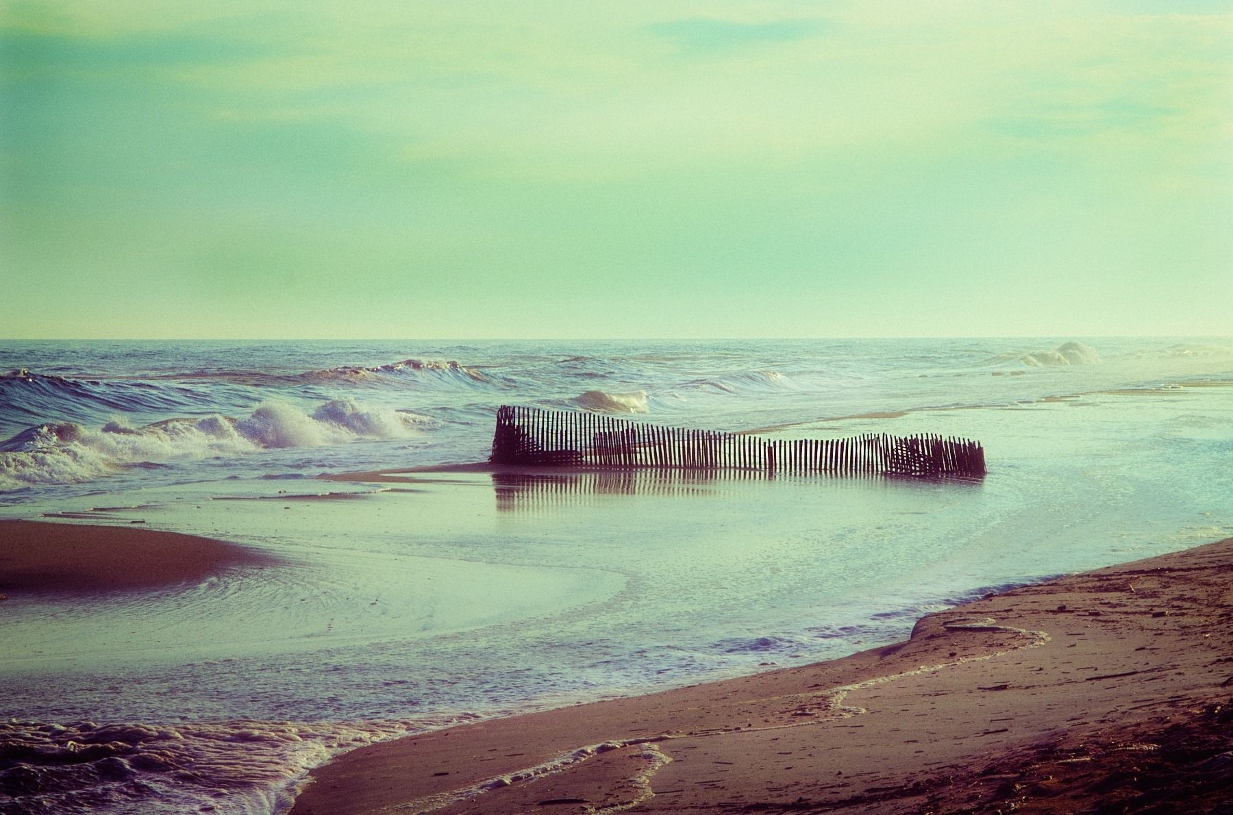 Beach Nostalgia