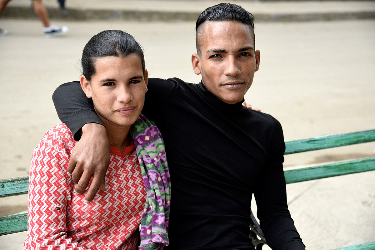 pictures of cuban people