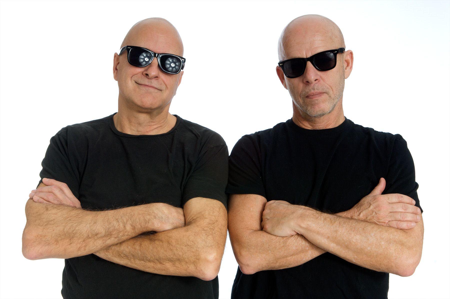 picture of bald men