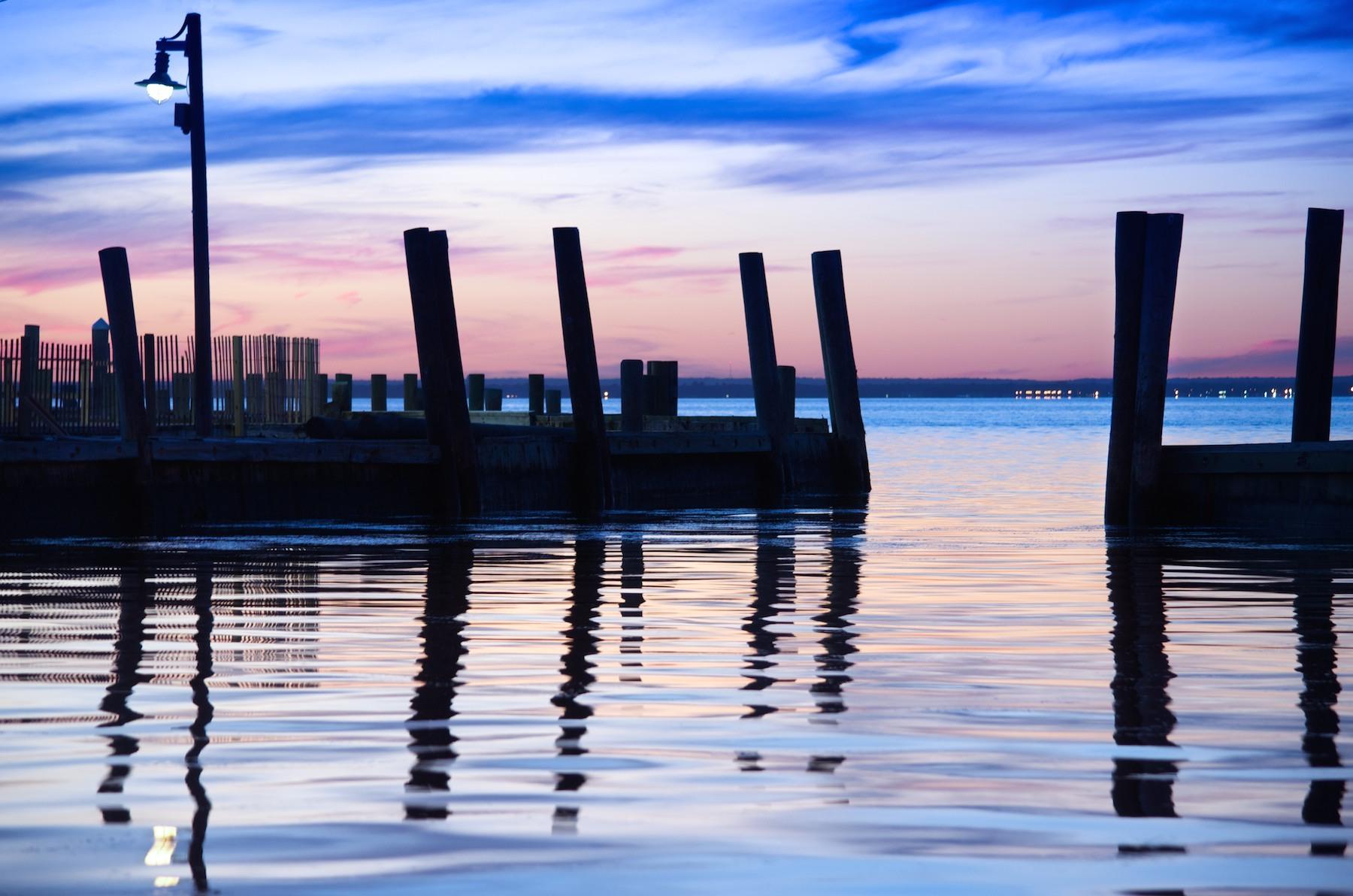 Ocean Beach Dock