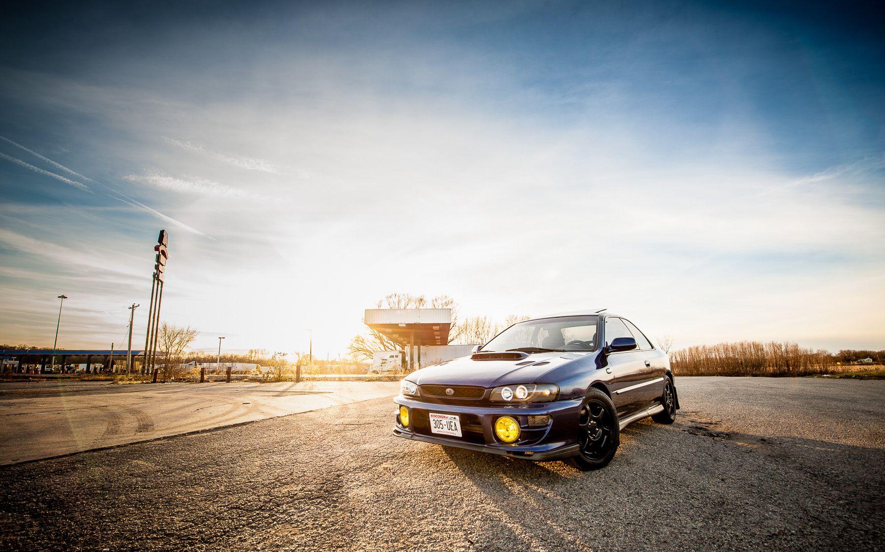 2001 Subaru Impreza 2.5Rs