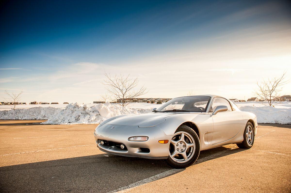 1993 Mazda RX-7 FD