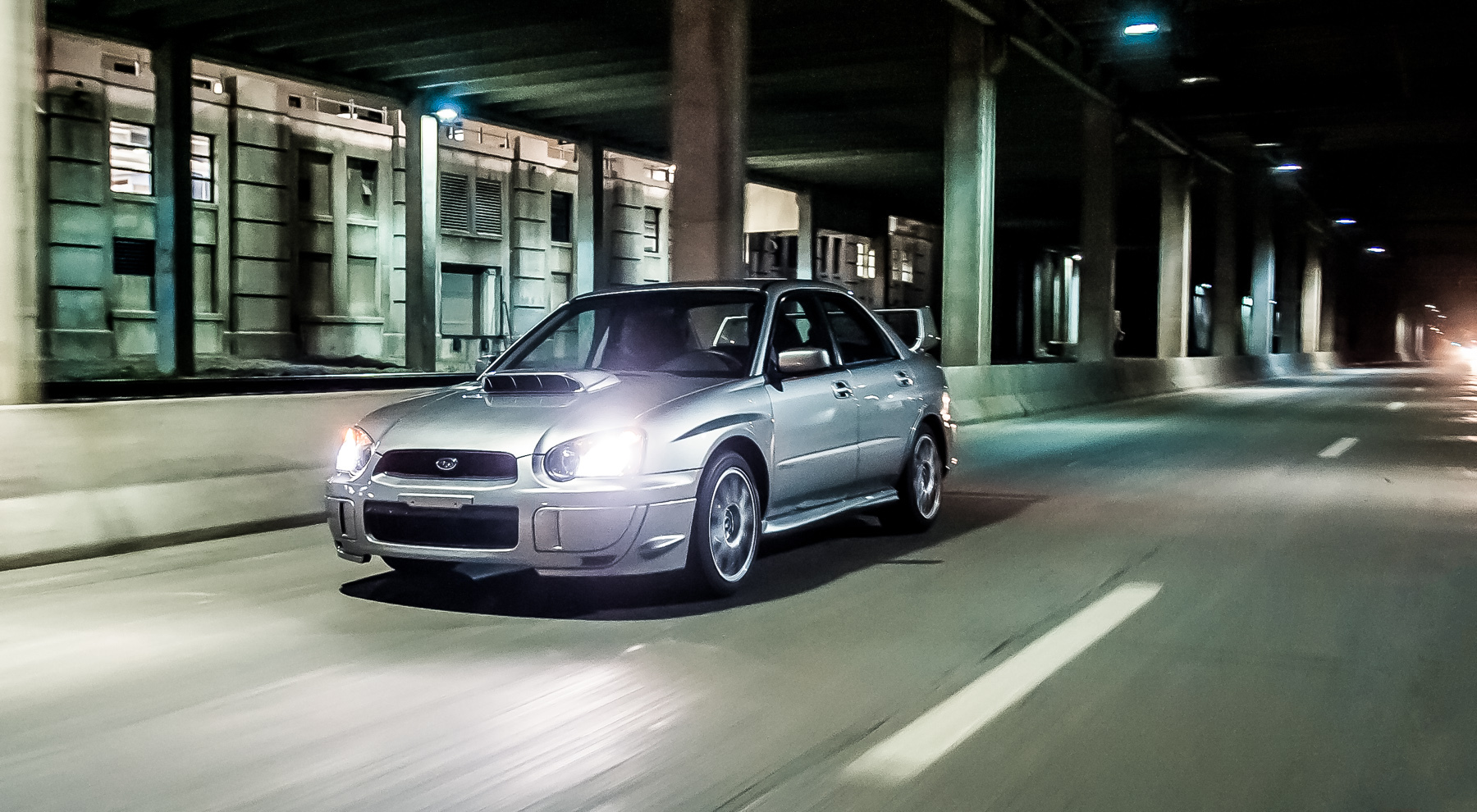 2005 Subaru Impreza WRX STi
