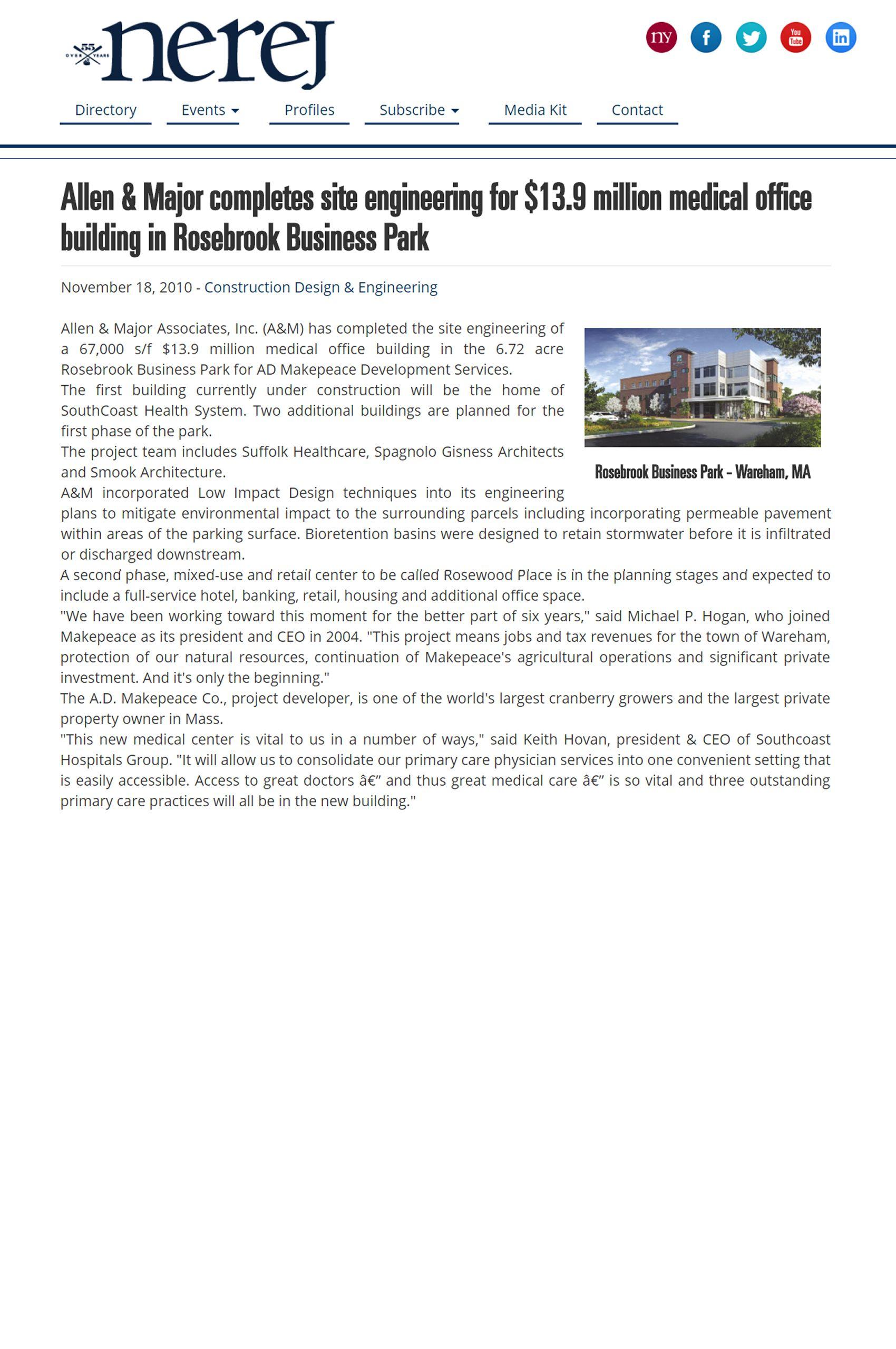 Allen-Major-completes-site-engineering-for-13-million-medical-office-building-in-rosebrook-business-park-11-08-2010.jpg