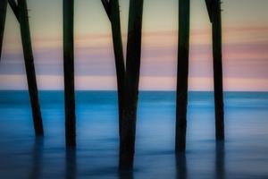 Surfside Beach Pier and Ocean S.C.