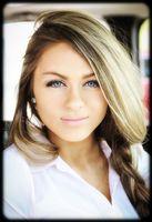 Headshot of young model