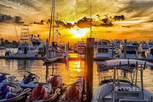 Bahia Mar Yacht Docks