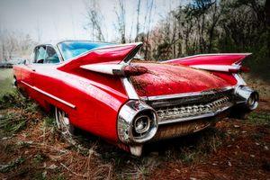 Cadillac Tail Fin