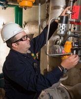 Worker Ethanol Plant Wisconsin