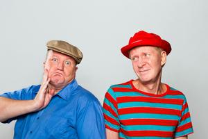 Norman & Roger - Comedians