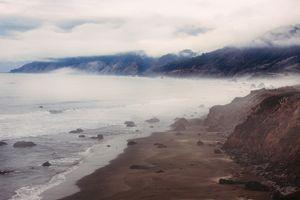California Coast Fog