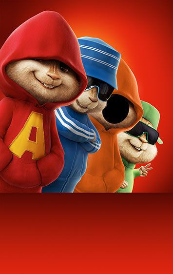 20th Century Fox / Alvin and the Chipmunks / Standee