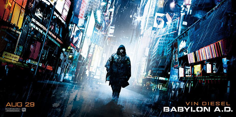 20th Century Fox / Babylon A.D. / Billboard