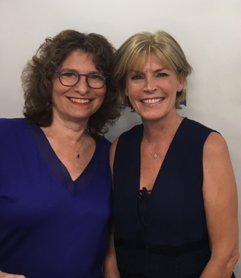 Rose With Podcast Host, Linda Grasso.jpg