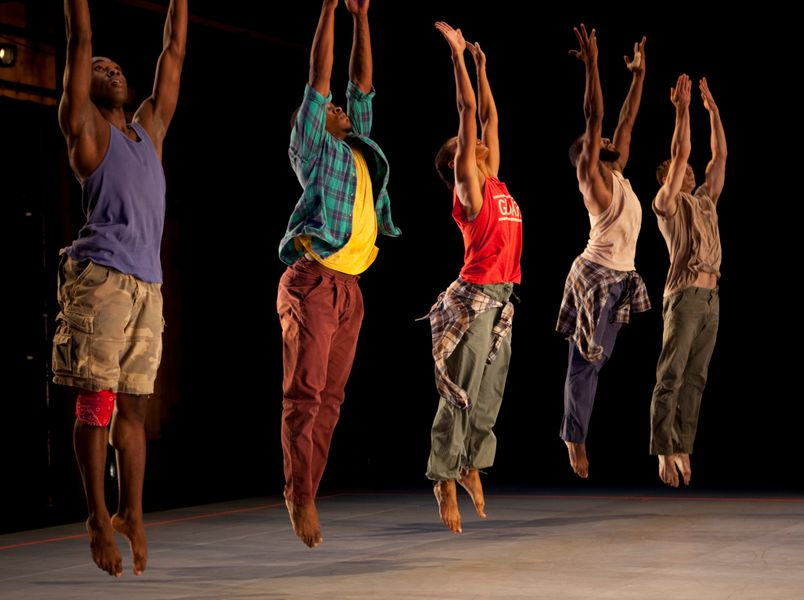 Pavement, Choreographed by Kyle Abraham