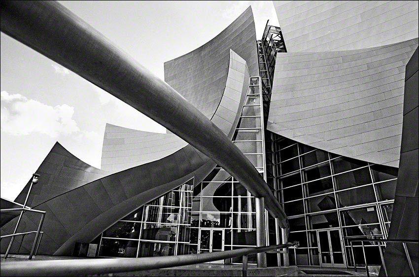 Walt Disney Music Hall