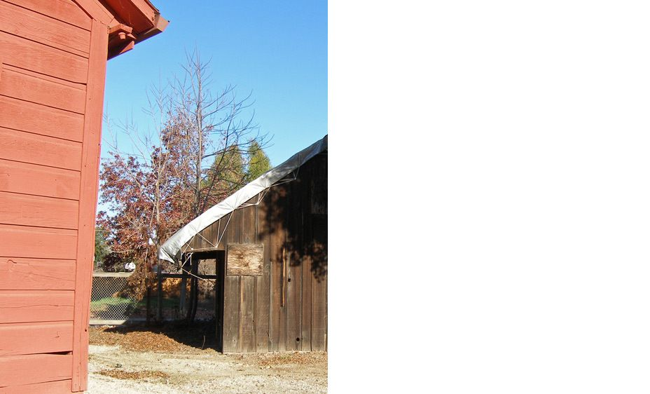 Chinese Farm Labor Bunk House: Historic Restoration, 2009Location: Shinn Historic Park, Fremont, CaliforniaThe History of Southern Alameda County unfolds itself with this project. Knowledge of this building and its use came from the historic research of Pa