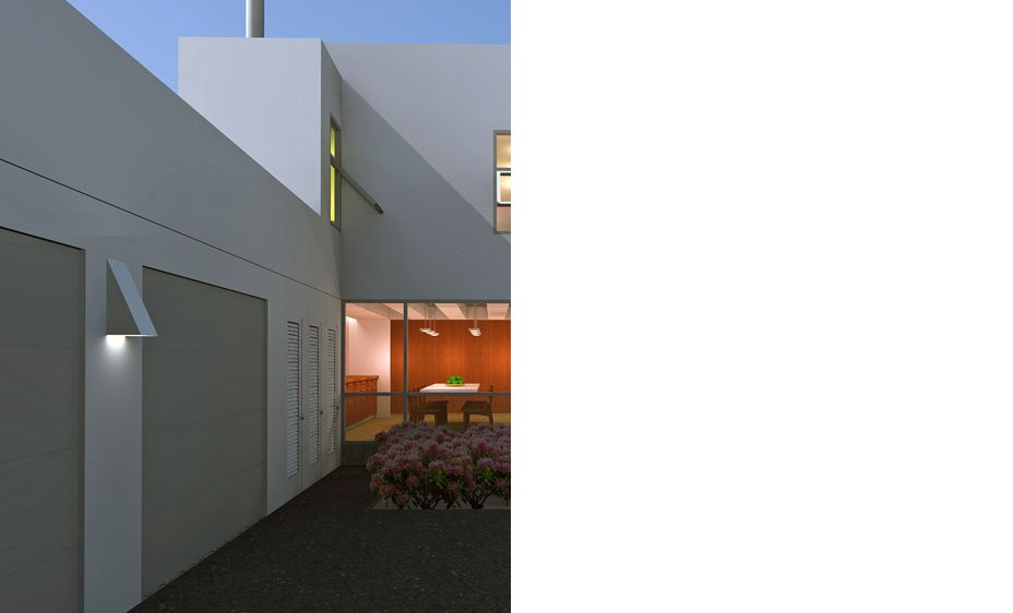 Weiss House:  Energy Efficient Master Plan, 2010Size: 4,000 s.f. of conditioned spaceLocation: Los Altos Hills, CaliforniaAnticipated Energy Conservation - 38%Energy efficient master planning combines whole house energy improvements with architectural and