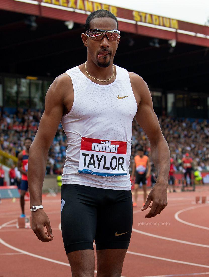 Christian Taylor, USA, 400 meters