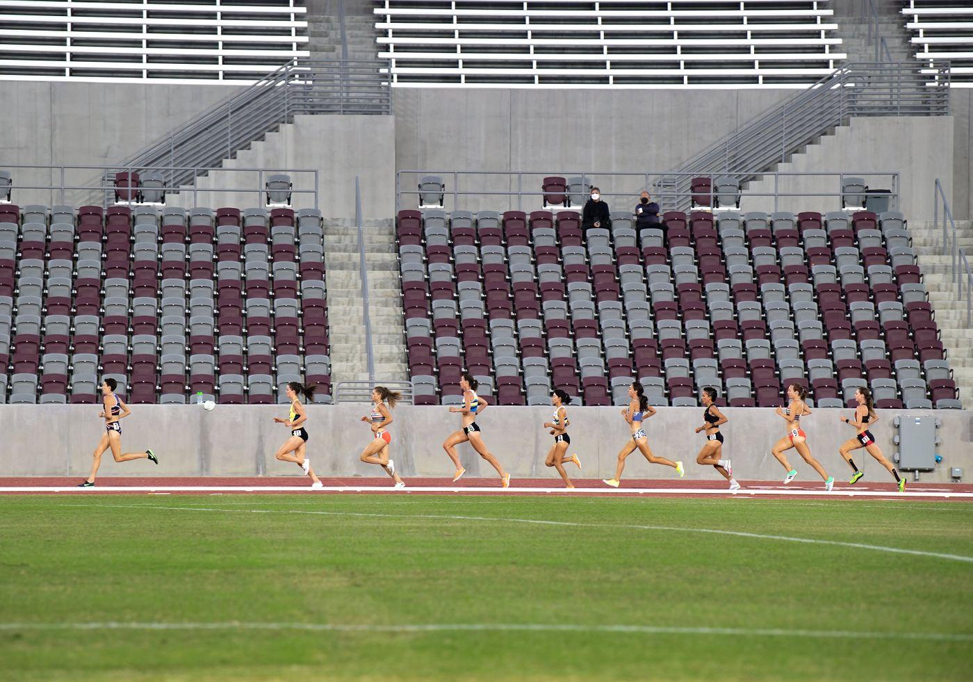 5000 meters , 2021 Usatf golden games